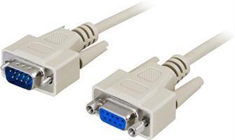 Kabel serial förlängning 2 m