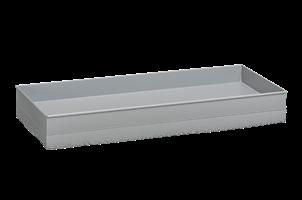 Spiltråg HD 500 1-pack grå