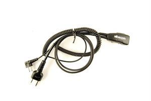 Kabel Peltor 2-stift PTT-S-PMR