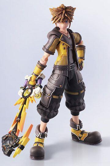 Kingdom Hearts III, Bring Arts, Sora