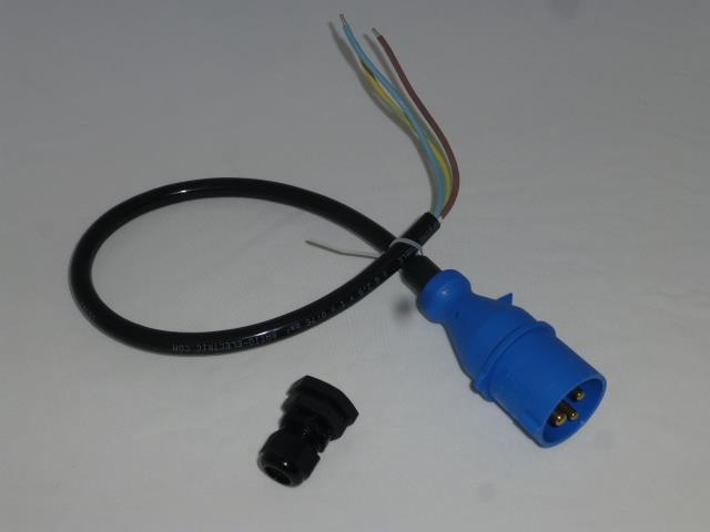 16A Cee installasjons kit til 353