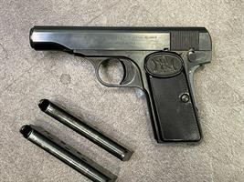 FN 1910, 7.65 käytetty taskupistooli