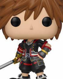 Kingdom Hearts 3 POP! Sora