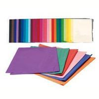 Silkespapper 480 ark Olika Färger