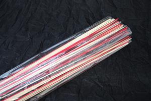 Dekorationspinnar mix färg 500gram