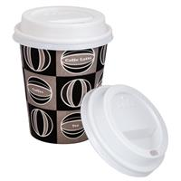 Lock kaffekopp 206ml 10 x 100st