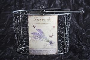 Nätkorg Lavendel
