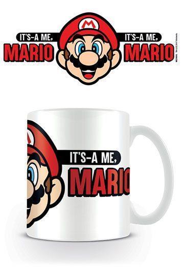 Super Mario Mugg, It´s- A Me, Mario