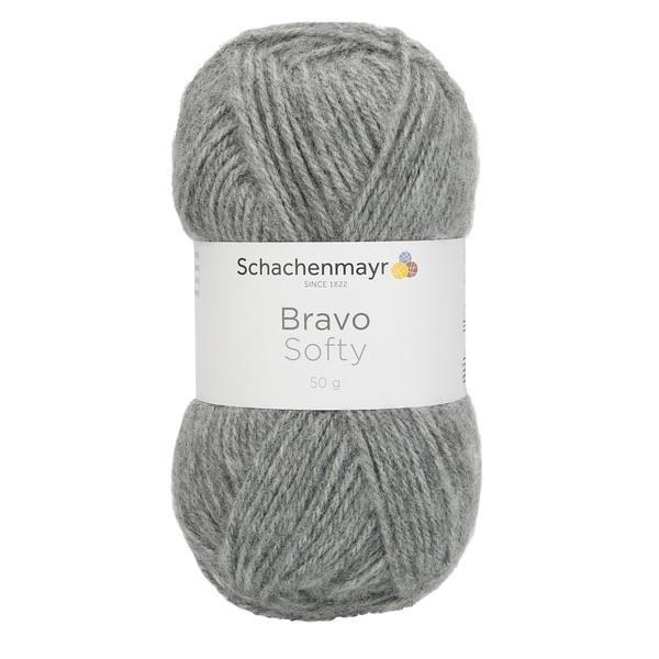 Permin Bravo Softy grå