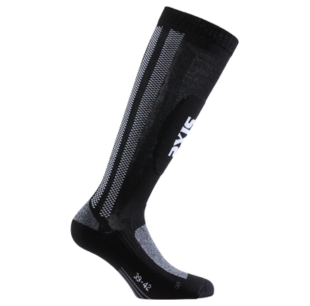 SIXS - Thicker Sock - Black