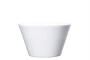 Skål Keramik mattvit D18cm 4/fp
