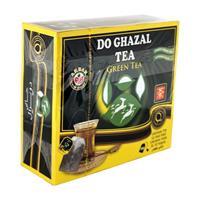 Te Ghazal 36 x 100p Green