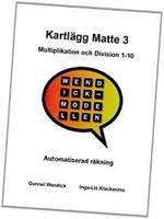 Uppdatering: Kartlägg Matte 3