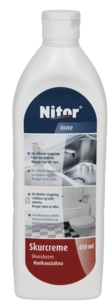 SKURCREME NITOR 450 ML