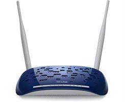 ADSL 2+ Router + Wireless 300