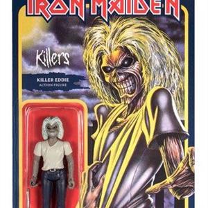 Iron Maiden, ReAction, Killers (Killer Eddie)