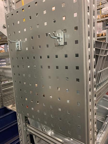 Super Verktygstavla gavel 600x492 mm