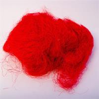 Sisal 250 gram röd