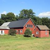 Hillmann's gård lada