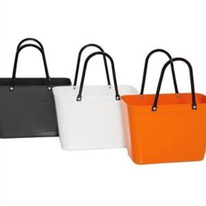 Hinza väska grå liten