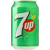 7UP 24 x 33cl