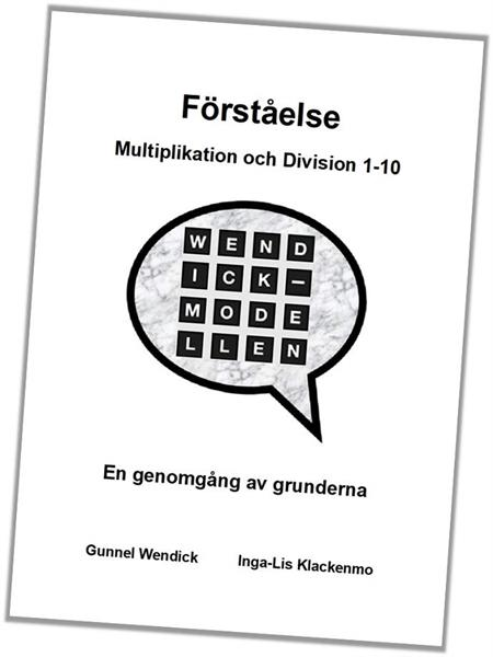 Förståelse - Multiplikation och Division