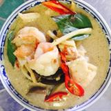 9. Gaeng Khiew Wan