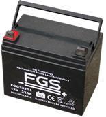 FGS 12 V Gelbatteri 32 AH