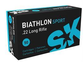 SK .22 LR Biathlon Sport - 50kpl rasia