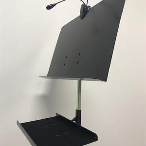 Lampe led dobbel arm med 4 dioder, for AAA batt.