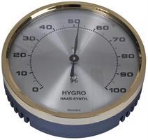 Hårhygrometer - diam. 7 cm