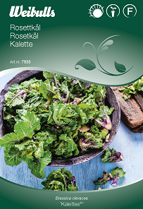 Kål Bryssel- Rosett- 'Kalettes®' Mix