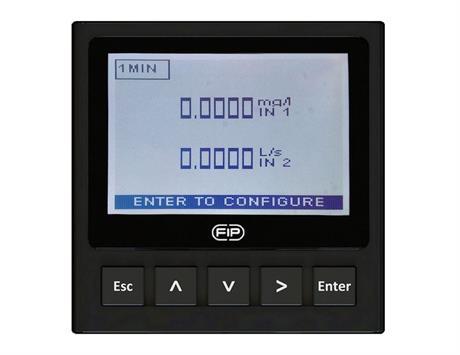 Dual-Parameter Analog Monitor and Transmitter