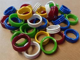 Märkring Spiral 16 mm