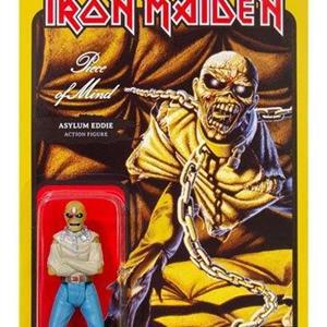 Iron Maiden, ReAction, Piece of Mind