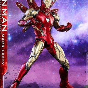 Avengers Endgame, Iron Man Mark LXXXV, Hot Toys
