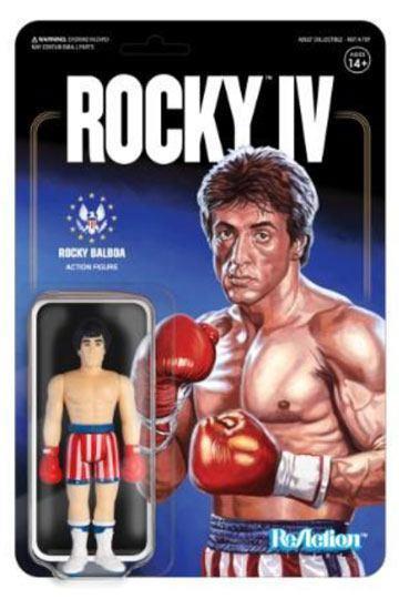 Rocky 4, ReAction, Rocky