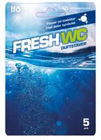 Duftstav Fresh WC Lime 5 pk