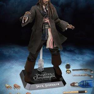 Pirates of the Caribbean, D.A.H, Jack Sparrow