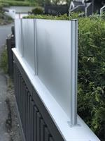 Balkongstender 50 cm - 5 stk