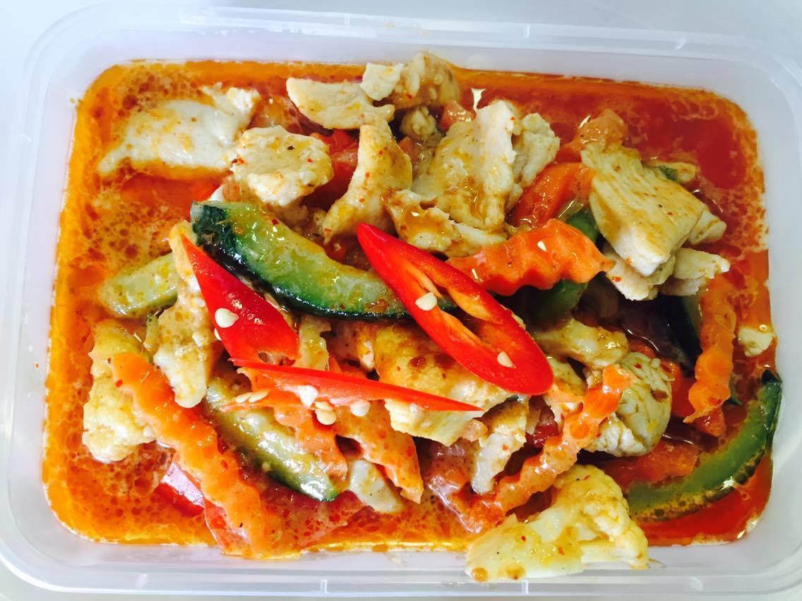 18. Panaeng Curry