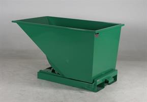 Tippcontainer Basic 600 L grön