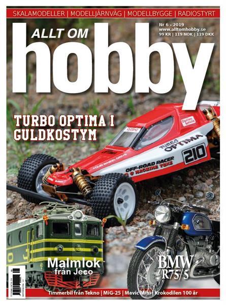 Allt om Hobby - 6/2019