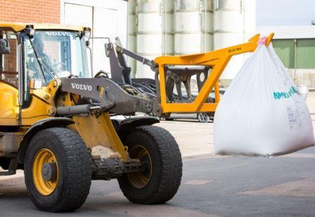 Lyftok för truckhantering