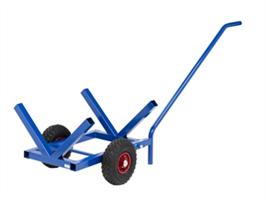 Långgodsvagn 200 kg 2 hjul