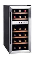 Viinikaappi 345x515x718 mm , 18 pulloa