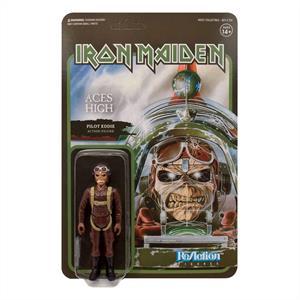 Iron Maiden, ReAction, Aces High (Pilot Eddie)