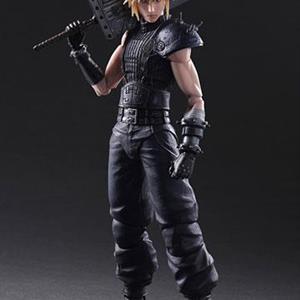Final Fantasy VII, Cloud Strife (remake), Play Art