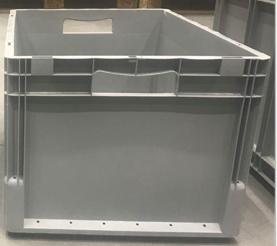 Lagerback 600x400x320 grå beg