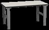Arbetsbord 500 kg 1600x800 mm, vinylskiva